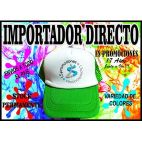 Gorras Trucker Frente Alto La Mejor Calidad - Accesorios de Moda en ... 57f793dfb1b