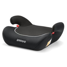 Assento De Elevação Para Auto Turbooster 22-36kg Weego Cinza