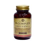 Solgar Complejo B Con Vitamina C Formula Anti-estrés