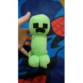 Ursinho Creeper Do Minecraft