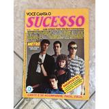 Revista Você Canta O Sucesso 23 Metrô Fábio Jr, Raul Seixas