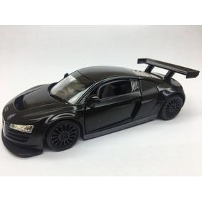 Miniatura Audi R8 Lms Preto