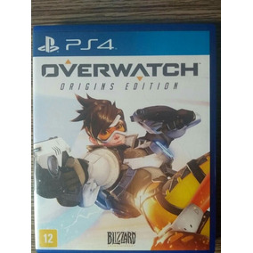 Jogo Overwatch Origins Edition Ps4