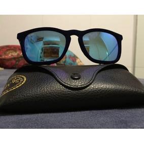 Oculos Ray Ban Rb 4187 veludo Azul - Óculos no Mercado Livre Brasil 56f11e268e