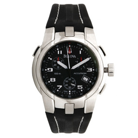 1ce02bcb541 Bulova Accutron Luxo Masculino - Relógio Bulova Masculino no Mercado ...