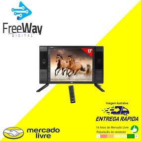 Televisão 17 Bak Bk-1750isdbt - Envio Imediato