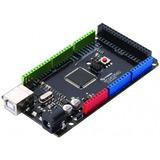 Placa De Programación Arduino Mega | Ard-030
