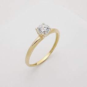 7c9d5a2770a4b Anel De Debutante Com Zirconia - Anéis com o melhor preço no Mercado ...