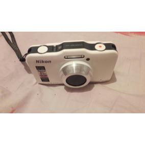 Camara Acuatica Nikon Coolpix S31