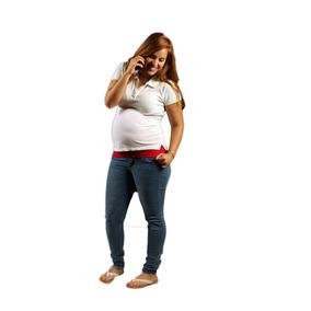 Banda Para Embarazo Tipo Faja Y Postparto 2 Pzas