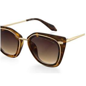 Óculos De Sol Atitude At 5064 Promoção - Óculos no Mercado Livre Brasil b24e5cf070