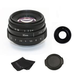 Lente 35mm F1.6 Sony E Mount Para Serie Nex A7 A6500