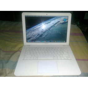 Macbook Unibody 6.1, 8gb De Ram, Disco Ssd Ocz Agility 3
