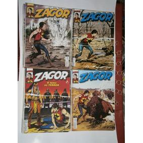 Zagor - Bonelli Comics 2 Gibis Por R$ 15,00