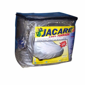 Capa Para Carro Jacaré 100% Forrada 100% Impermeavel P M G