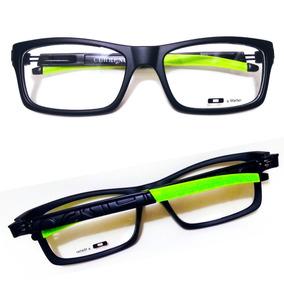 Armação Óculos De Grau Acetato Na Cor Verde - Óculos no Mercado ... 391192a352