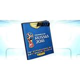 Álbum Copa Del Mundo Rusia 2018 Panini [edición Virtual]