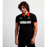 Camisa Polo Kappa Alemanha no Mercado Livre Brasil ea31896b14039