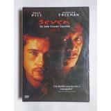 Seven - Os Sete Crimes Capitais (dvd Lacrado)