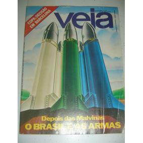 Revista Veja 721 Seleção Brasil Xuxa Gal Copa Espanha 1982