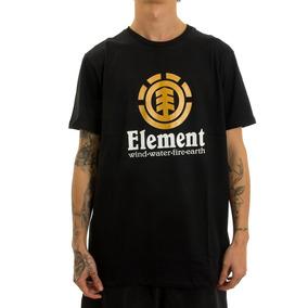 ecbcdb41bc Camiseta Element Vertical Kanui - Calçados