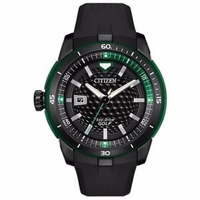 Reloj Citizen Eco-drive Golf Acero Aw1505-03e 100% Original