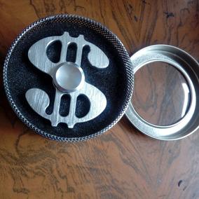 Spinner De Metal, Hermoso En Caja