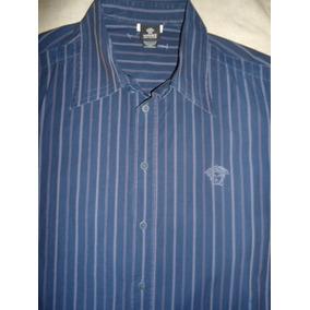 Camisas Versace Originales Caballero en Mercado Libre México 9048beb7ddbda