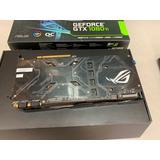 Nueva Asus Rog Nvidia Strix Geforce Gtx 1080 Ti 11gb
