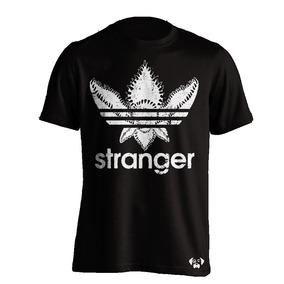 Sarcasmo Playera Stranger Things Logo adidas