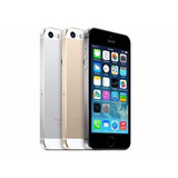 Iphone 5s Novo Original Com 3 Meses De Garantia+frete Grátis