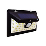 Luz Solar Onebox Ob-ps450 34 Led Sensor Movimiento Soundgrou