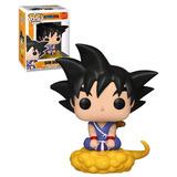 Funko Pop Son Goku #517 Exclusive Dragon Ball Flying Nimbus