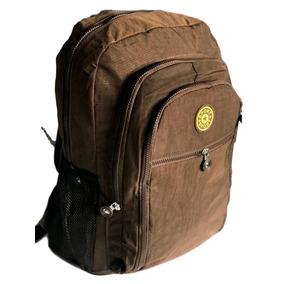 Mochila Feminina Fashion Bag Style Em Crinkle Cores Ref194