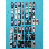 Lote Com 50 Celulares Nokia 1600 (leia A Descrição)