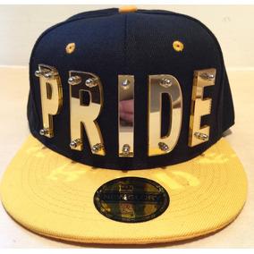 Boné Letra Acrilica Pride Aba Reta Snapback Hiphop 12xs juro 1022c2156f5