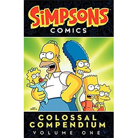 Simpsons Colossal Compendium, Volumes 1 A 6