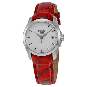 Reloj Tissot Couturier Mujer T0352101601101