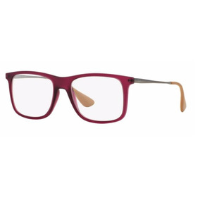 29962ad479151 Rayban Clubmaster Transparente Armacoes - Óculos no Mercado Livre Brasil