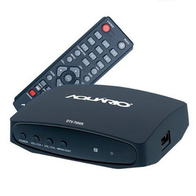 Conversor E Gravador Digital Aquário Dtv7000s - Usb - Hdmi