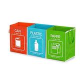 Reciclar Bolsa Separada Papelera De Reciclaje De Los Cestos