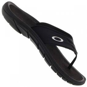 Chinelo Oakley Supercoil Preto Cinza Masculino Chinelos - Sapatos no ... 20207064b7