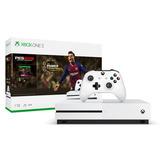 Xbox One S 4k + 1 Joystick + Game Pass Pes 1090 Full H4rd