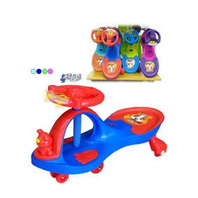 Carrinho Gira Gira Car Infantil Brinquedo