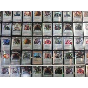 Marvel Battle Scenes Lote 300 Cartas Aleatória Carta Foil