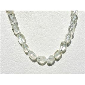 Collar Piedra Crystales Montaña 50% Descuento 43 Cm