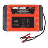 Cargador Bateria Auto Inteligente 25amp Black + Decker Bc25