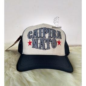 e5173dd12427d Bone Caipira Nato - Bonés para Masculino no Mercado Livre Brasil