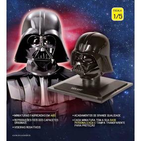 Capacete Darth Vader Star Wars Planeta Deagostini Nº 1
