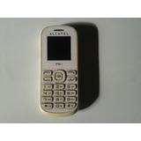 Lote De 2 Celulares Simples Alcatel One Touch 228 Dual Chip